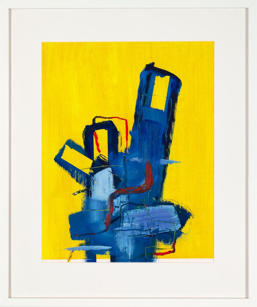 Feb 2020: Solo Exhibition 'Skellig'